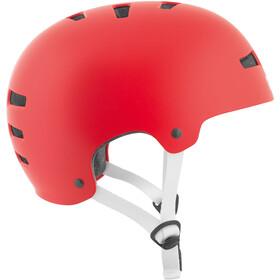 TSG Evolution Solid Color Fietshelm rood